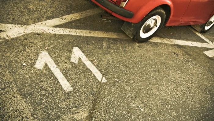 Odtiahnutie a parkovanie