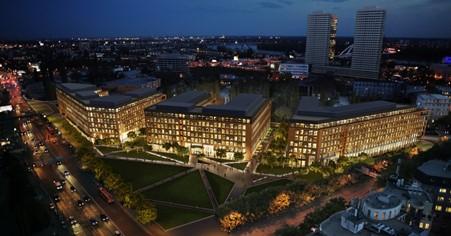 Kancelársky komplex Twin City