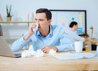 Ako minimalizovať alergie na pracovisku?