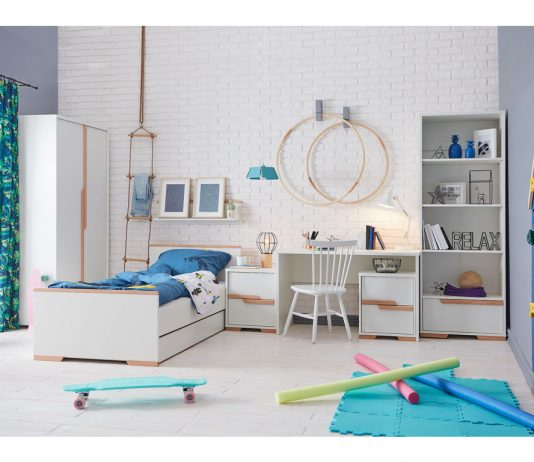 Očarujúce detské izby, ktoré nemusíte vymeniť, keď deti vyrastú
